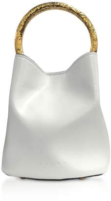 cf0b2a55180 Marni White Leather Bags For Women - ShopStyle Australia