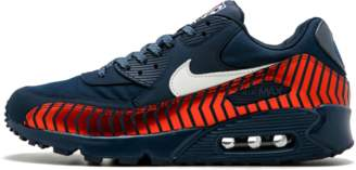 Nike 90 Essential - 'Paris Saint Germain PSG x Red Ribbon Recon' - Midnight Navy