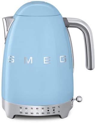 Smeg Retro-Style Variable Temperature Kettle KLF02SSUS