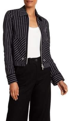 Rag & Bone Harris Stripe Jacket
