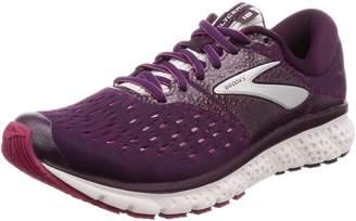 Brooks Women's Glycerin 16 Running Shoe (BRK-120278 1B 40811C0 10.5 WHT/BLU/PNK)
