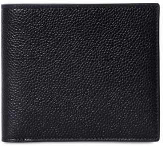 Pebbled Leather Classic Wallet $480 thestylecure.com