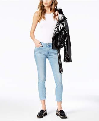 AG Jeans Prima Crop Denim - Mid Rise Cigarette Leg Crop