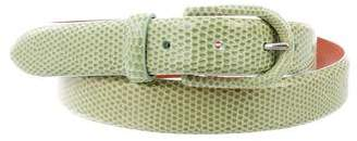 Ralph Lauren Lizard Buckle Belt w/ Tags