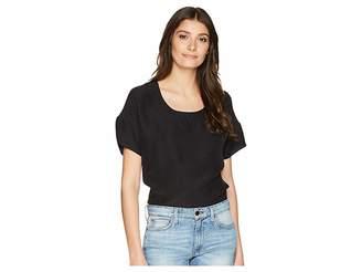 Lanston Drape Back Tee Women's T Shirt