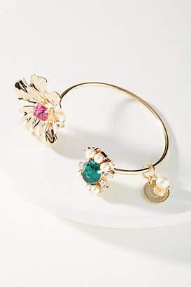 Anton Heunis Falling Flora Cuff Bracelet