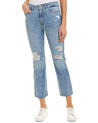 DL1961 Women's Jerry High Rise Straight Vintage Jeans