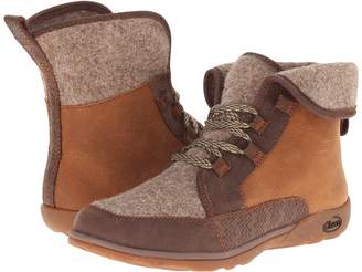 Chaco Barbary Women's Lace-up Boots