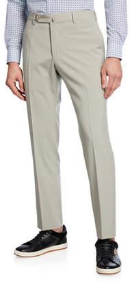 Incotex Men's Techno Wool Pants