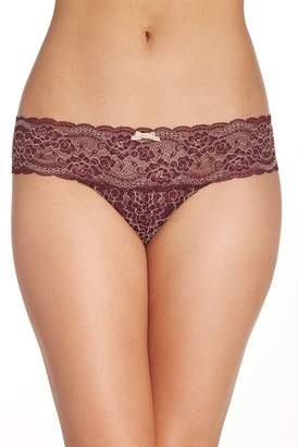 Skarlett Blue Obsessed Lace Thong