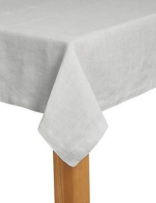 Marks and Spencer Pure Linen Tablecloth