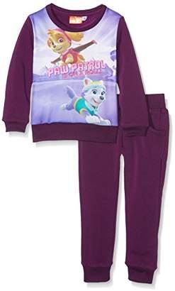 Nickelodeon Girl's Paw Patrol Clothing Set
