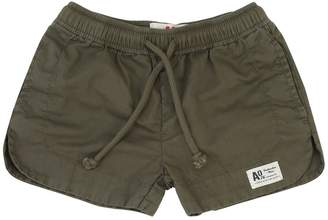 American Outfitters LIGHT COTTON GABARDINE SHORTS