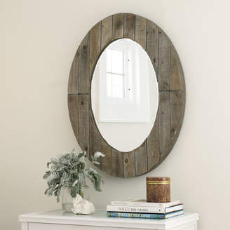 Birch Lane Travis Oval Wall Mirror