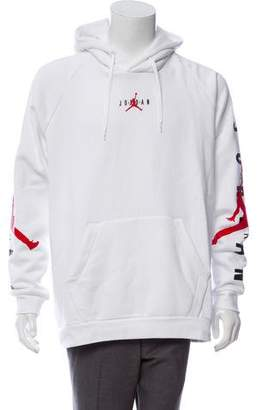 Nike Jordan Hooded Zip-Up Sweatshirt w/ Tags