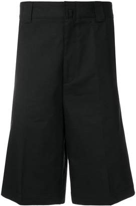 Lanvin high-waisted tailored shorts