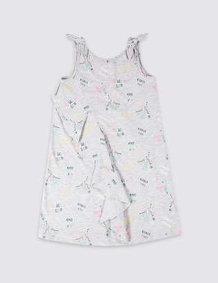 Marks and Spencer Easy Dressing Mermaid Dress (3-16 Years)