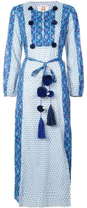 Figue Ravenna printed long dress