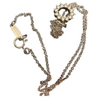 Tiffany & Co. White Platinum Necklace