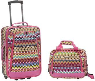 Fox Luggage 2-Piece Luggage Set