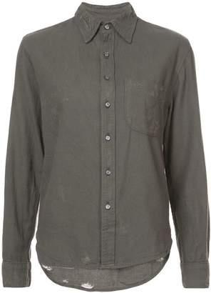 NSF distressed shirt