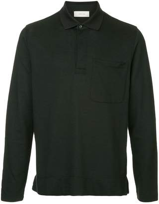 Cerruti chest pocket polo shirt