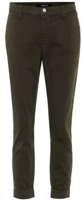 J Brand Josie mid-rise skinny pants