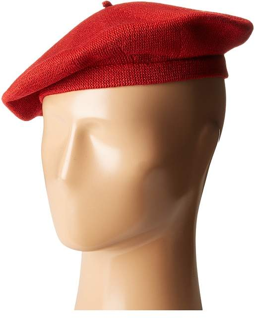 Echo Design - Solid Beret Hat Beanies