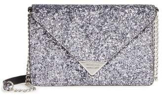 Rebecca Minkoff Molly Crossbody Silver Glitter