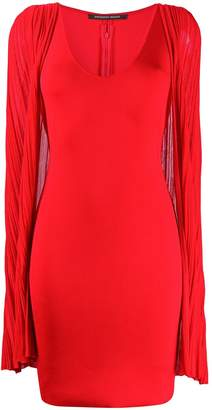 Valenti Antonino Agnese cape dress