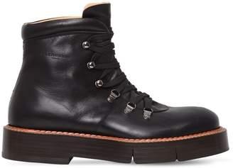 Clergerie Callum Leather Trekking Boots