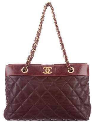 Chanel Soft Elegance Medium Tote