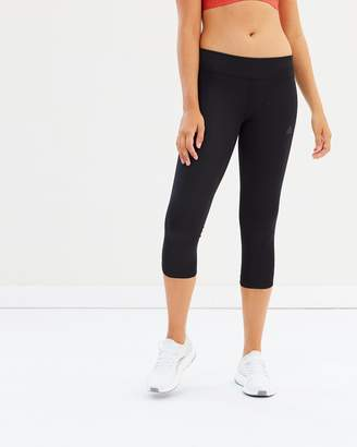 adidas Designed to Move Climalite 3-Stripes 3/4 Tights