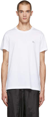 Burberry White Joeforth T-Shirt