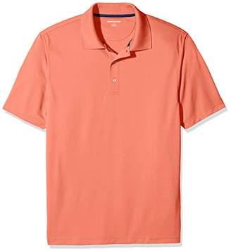 Amazon Essentials Men's Regular-Fit Quick-Dry Golf Polo Shirt