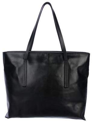Rick Owens Leather Shoulder Bag