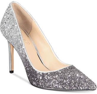 Badgley Mischka Malta Evening Pumps