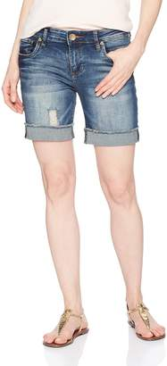 KUT from the Kloth Women's Catherine Boyfriend Short