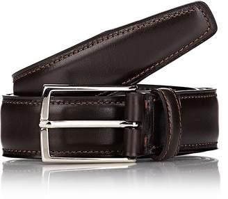 Ermenegildo Zegna Men's Leather Belt