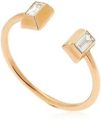Jezebel London Margaret Gold & Diamond Ring