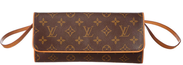 Louis Vuitton Monogram Canvas Pochette Twin Gm