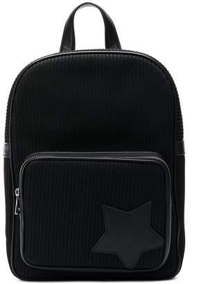 Ash ribbed backpack