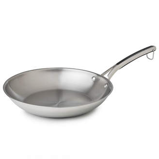 Revere Copper Confidence Core Stainless Steel 12 Fry Pan Open Stock