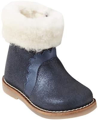 Jacadi Peluche Lined Boot