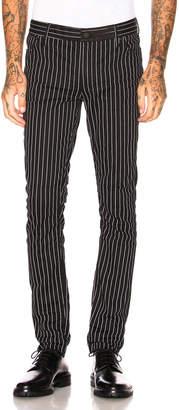 RtA Pinstripe Jeans