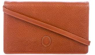 Mark Cross Vintage Leather Crossbody Bag