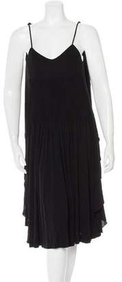 Chanel Sleeveless Midi Dress