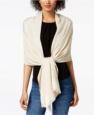 INC International Concepts I.N.C. Reversible Shine Wrap, Created for Macy's
