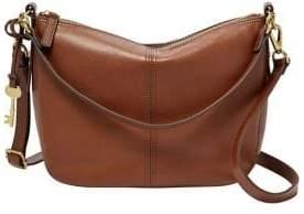Fossil Leather Shoulder Bag