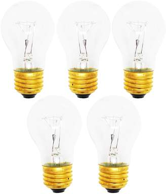 Amana UpStart Components 5-Pack Replacement Light Bulb for ASD2325KES - Compatible 8009 Light Bulb